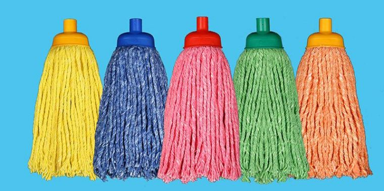 Full Colour Round Mop  Super Mop / Household Mop Arona Mop Products