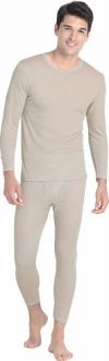 UW307 - Men's Long Sleeve Undershirt Neoron Underwear Series Neoron Story