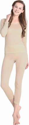 UW303 - Lady's Long Sleeve Undershirt Neoron Underwear Series Neoron Story