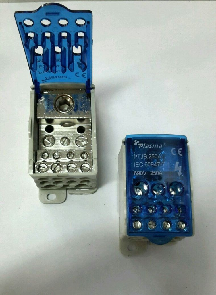PTJB-250A  Terminal Junction Box Terminal Block Connector