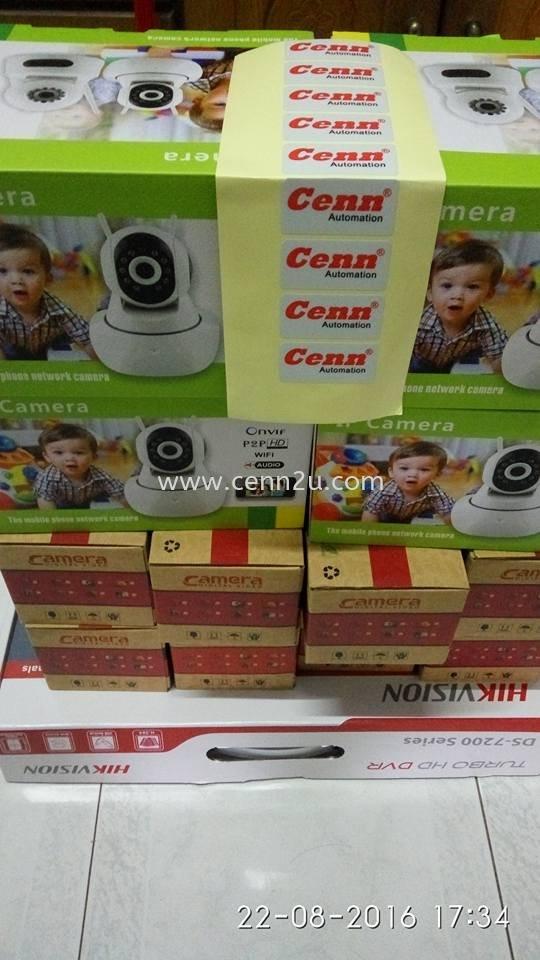 CCTV in Segamat Kluang Johor Kuantan Kemaman