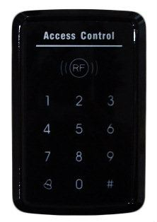 DA3000 - Standalone Door Access Controller (Touch Panel)