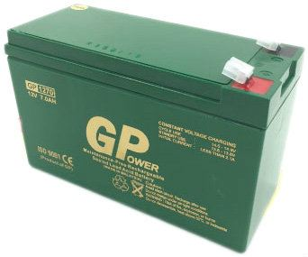 PBB001 - GP Brand Sealed Lead Acid (SLA) Backup Battery