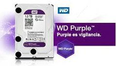 WD40PURX - Western Digital Purple Surveillance Hard Drives (7200rpm)