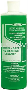 Nickel-Safe Ice Machine Cleaner Rectorseal Heating Ventilation Air-Conditioning and Refrigeration ( HVAC/R )