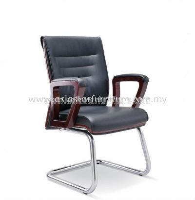 CHARACTER WOODEN VISITOR CHAIR ASE2315S