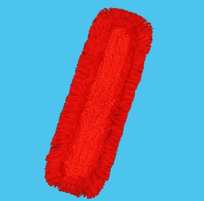 Red Acrylic Dust Mop