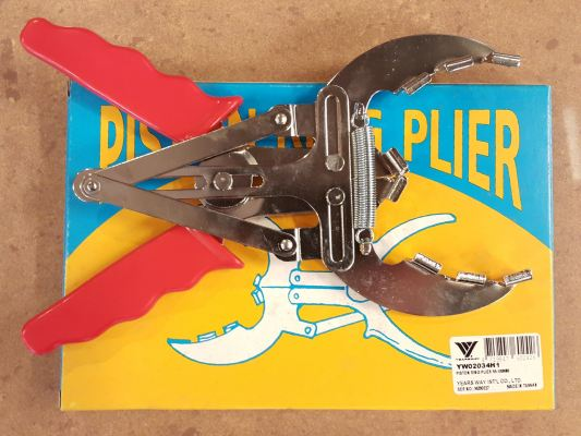 Taiwan Yearsway Piston Ring Plier 55-100mm ID447214
