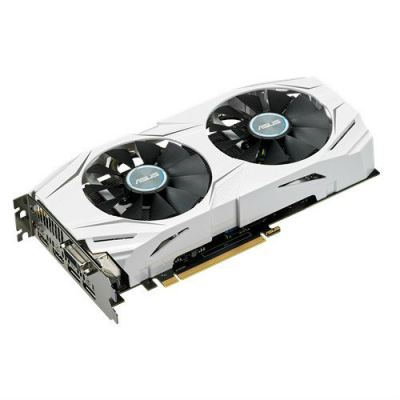 ASUS DUAL GeForce GTX1060-O6G