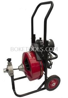 DRAIN CLEANER BKD-330ZF
