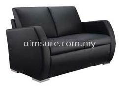 Zee PU Leather Office Sofa (AIM023-2A)