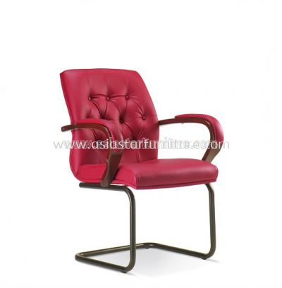 RITZ WOODEN VISITOR CHAIR ASE1054