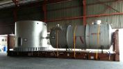 Refinery Equipment Project Cargo