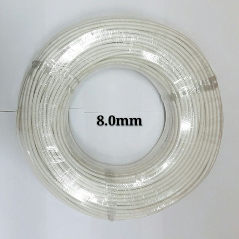 Fiber Glass Sleeving (8.0mm) Fiber Glass Sleeving Wire