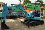 Mini Excavator Hitachi EX 33U Used Equipment