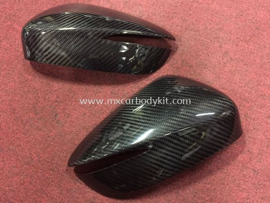 MAZDA CX-5 SIDE MIRROR COVER CARBON FIBER