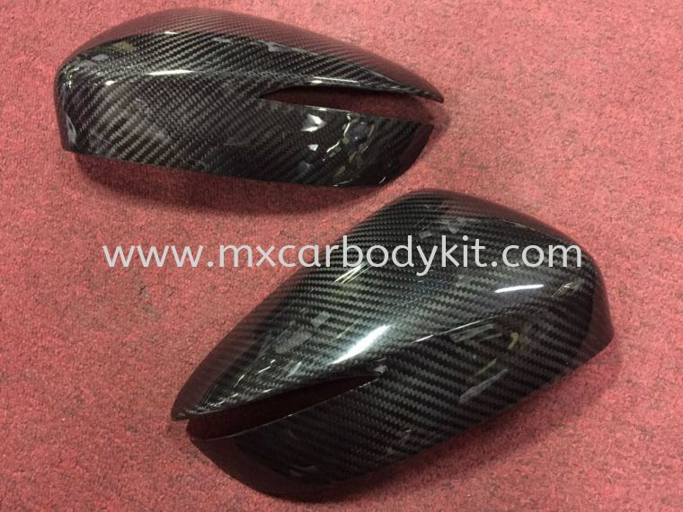 MAZDA CX-5 SIDE MIRROR COVER CARBON FIBER  CX-5 MAZDA