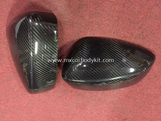 MAZDA 3 2015 SIDE MIRROR COVER CARBON FIBER