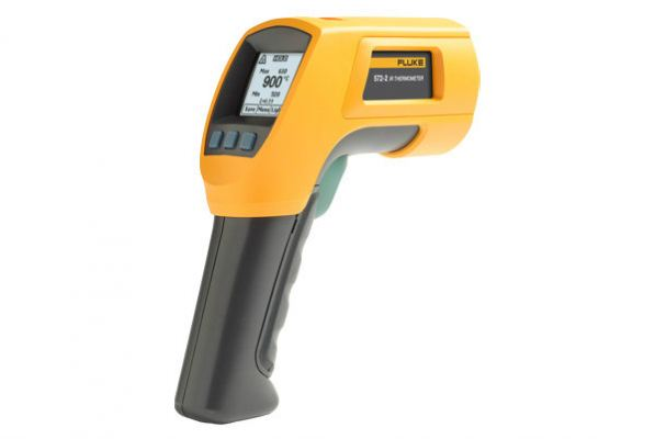 Fluke 572-2 High-Temperature Infrared Thermometer