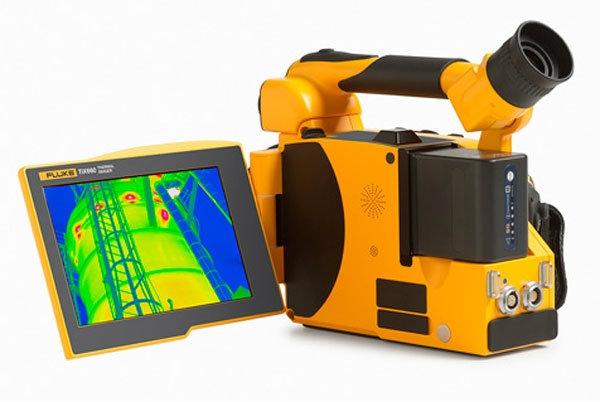 Fluke TiX660 Infrared Camera  Infrared Cameras Fluke