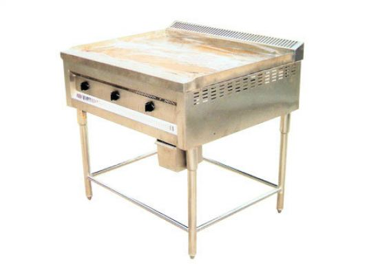 Bar Burner Griddle