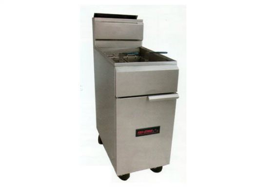 Heavy Duty Deep Fryer