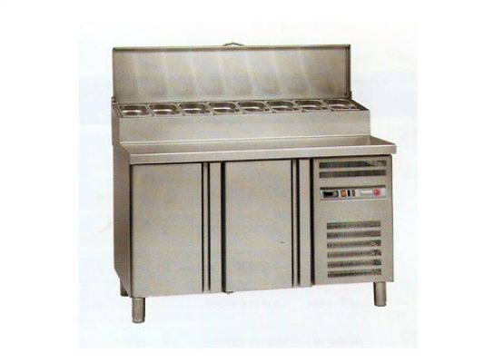 Compact Pizza Refrigerated Counters
