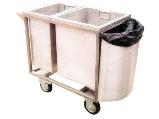 Trolley w Dustbin