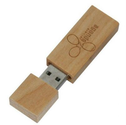 USB Flash Drive Wooden 008