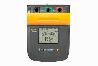 Fluke 1555 10kV Insulation Tester  Earth Ground Testers Fluke