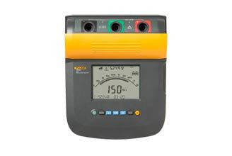 1550C Insulation Resistance Tester  Earth Ground Testers Fluke