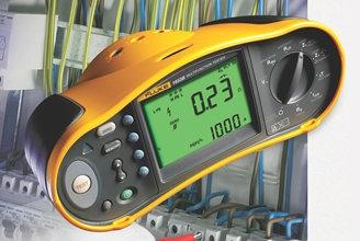 Fluke 1653B Multifunction Installation Tester