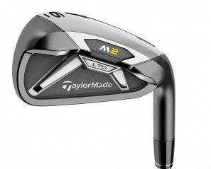 TaylorMade M2 LTD Limited Graphite Irons
