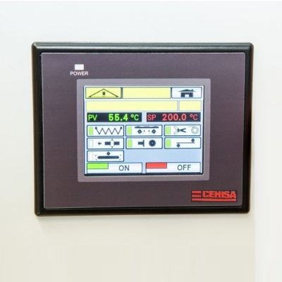 WORKING UNITS - TOUCHSCREEN 3.5""