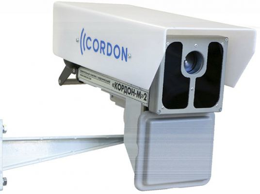 Cordon M2 (Advanced Speed Detector for 2 Traffic Lanes)