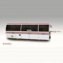 SYSTEM 5/5P Edge Banding Machine Cehisa System Series