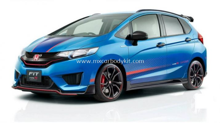 HONDA JAZZ 2015 RF DESIGN BODYKIT