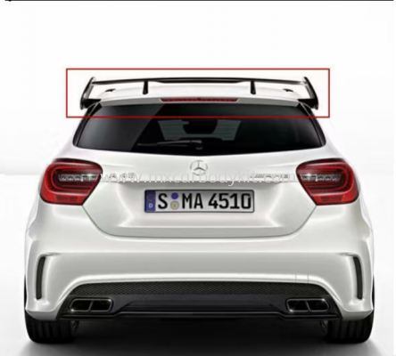 MERCEDES BENZ A45 EDITION 1 REAR WING SPOILER