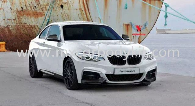 BMW 2 SERIES F22 M-PERFORMANCE BODYKIT F22 BMW