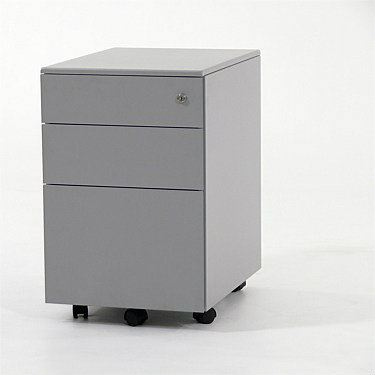2D1F Steel Pedestal Drawer