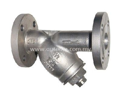 AUTOMA S/Steel Y-Strainer