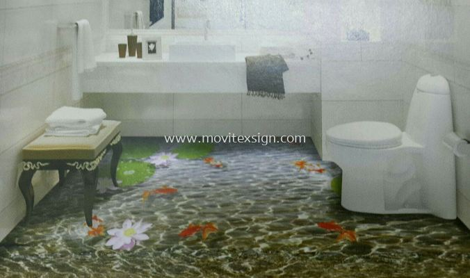 flooring 3D image printing  to give  yourself home  a new fleshing day n your family's