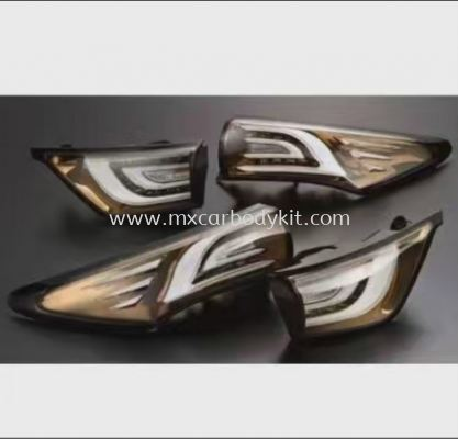 TOYOTA HARRIER 2014 TAIL LAMP