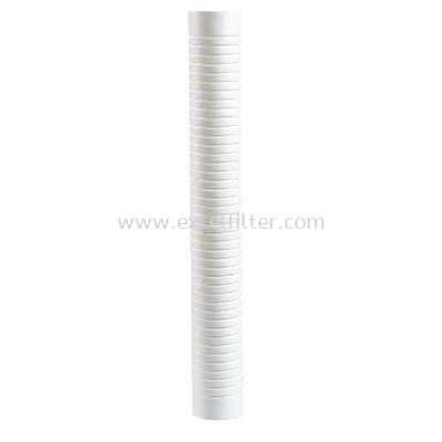 "(PPG20-5M) 20"" PP Grove Filter"