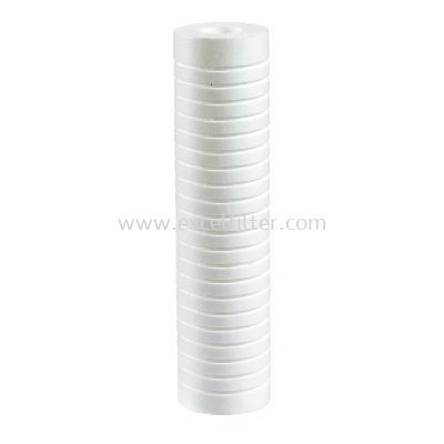 """(PPG10-5M) 10"""" PP Grove Filter"""