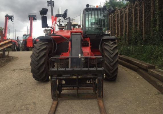 MANITOU MT732 Price Negotiable
