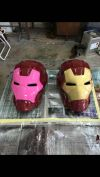 Iron Men'mask  Other FRP Products
