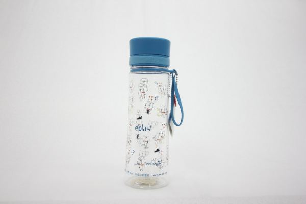 Eplas Cartoon Water Bottle 500ml EGH-500BPA (Blue)