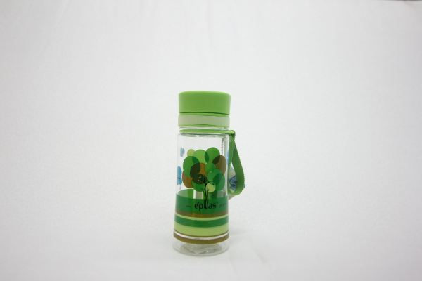 Eplas Green Tree Water Bottle 400ml EGH-400BPA