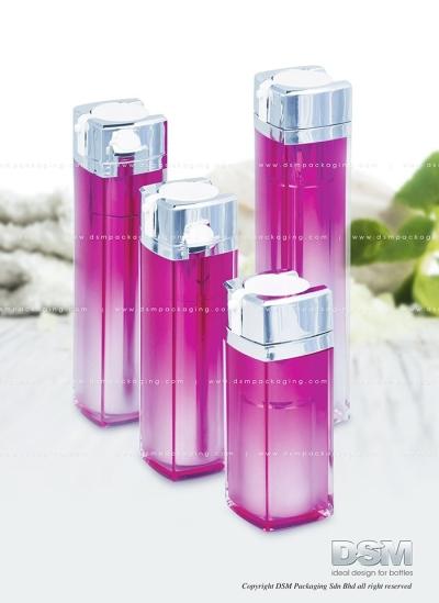 B 017 - 15ml ,40ml , 50ml (Airless Pump)